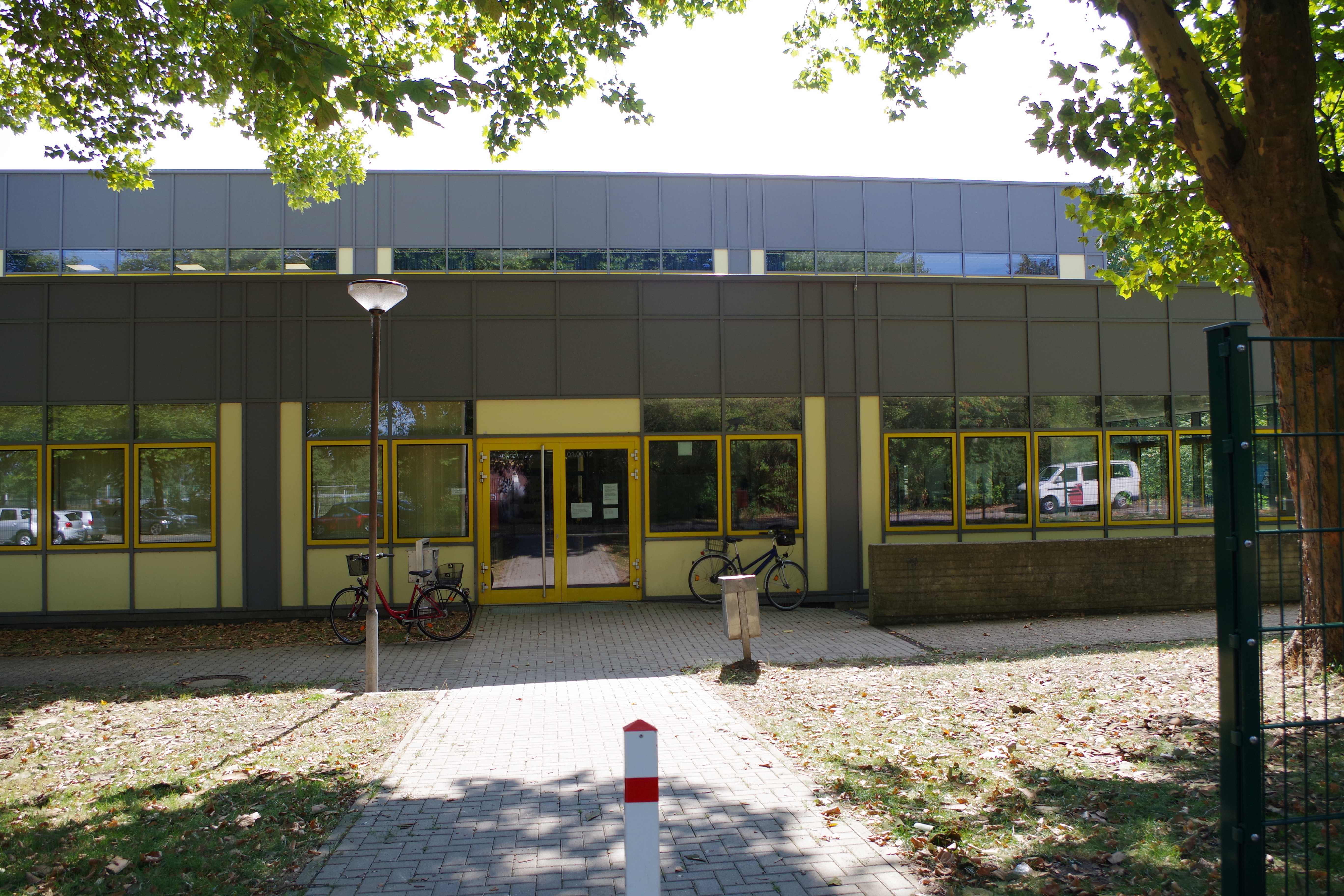 Schuleingang