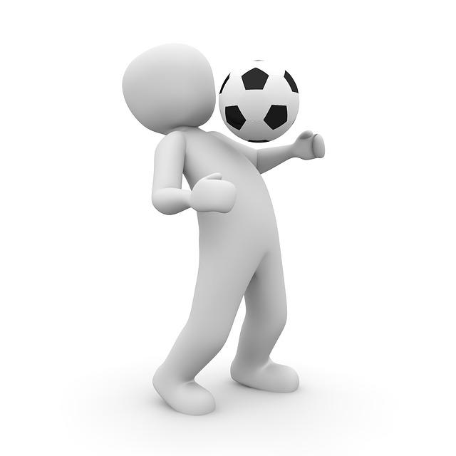 Fußball Männchen